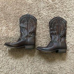 Frye Embellished Billy cowboy boot